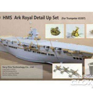 HMS Ark Royal Detail Up Set [Merit]