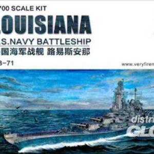 USS Louisiana (BB-71) - Navy Battleship