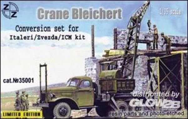 Crane Bleichert