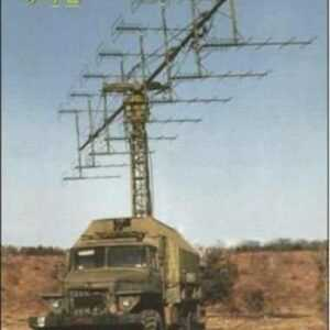 P-18 Soviet radar vehicle