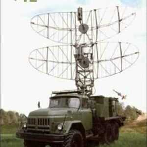 P-19 Soviet radar vehicle