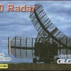 P-30 Soviet radar vehicle