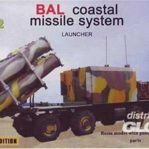 BAL coastal missile system
