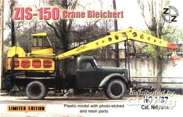 ZiS-150 Crane Bleichert