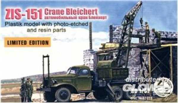 ZiS-151 Crane Bleichert