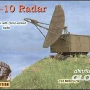 PRV-10 Soviet radar vehicle