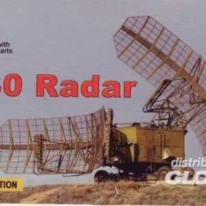 P-30 Soviet radar vehicle