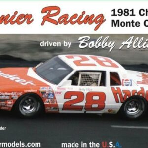 Rainer Racing 1981 Monte Carlo