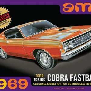 1969er Ford Torino Cobra Fastback