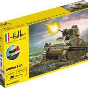 Panzer Somua - Starter Kit