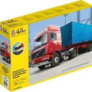 F12-20 Globetrotter & Container semi trailer - Starter Kit