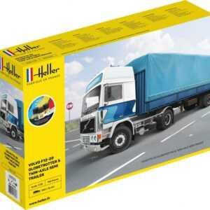 F12-20 Globetrotter & Twin-Axle Semi trailer - Starter Kit