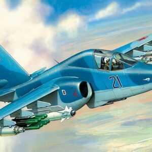 Sukhoi SU-39 Russian Tank Destroyer