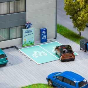 Ladestation für E-Fahrzeuge