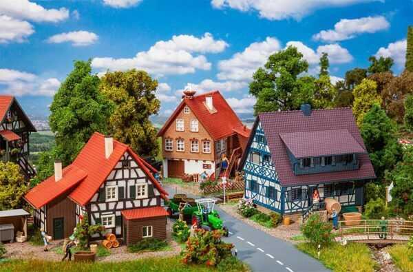 Aktions-Set Weindorf