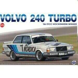 Volvo 240 Turbo ETCC Hockenheim Winner 86