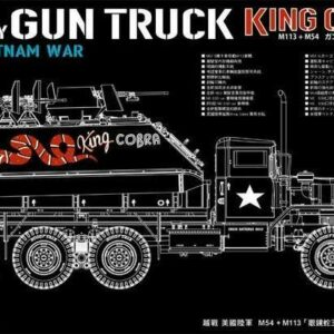 M113 + M54A2 - Gun Truck