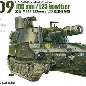 M109 155mm / L23 Howitzer