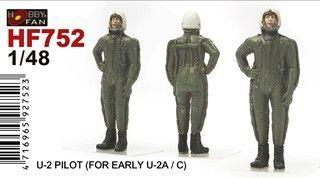 U-2 Pilot (for early U-2A/C)