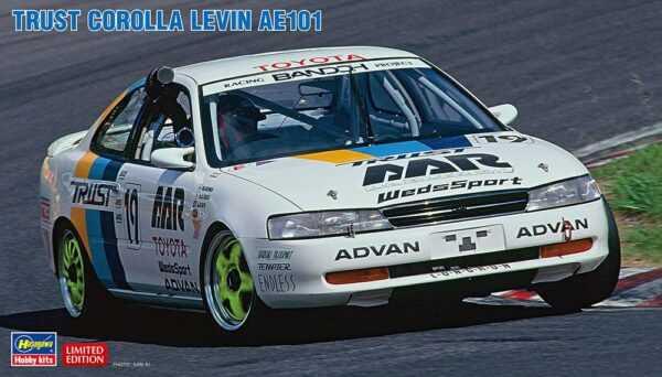 Trust Corolla Levin AE101