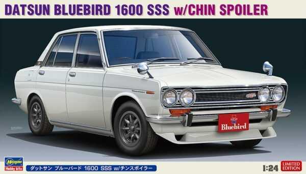 Datsun Bluebird 1600SS mit Spoiler