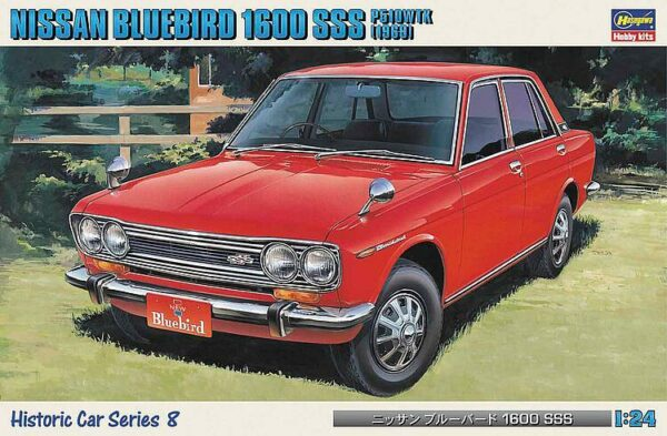 Nissan Bluebird 1600 SSS