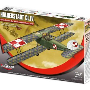 Halberstadt CL.IV [Polish-Russian War