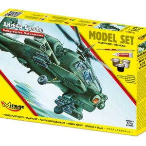 AH-64 A Apache - Model Set