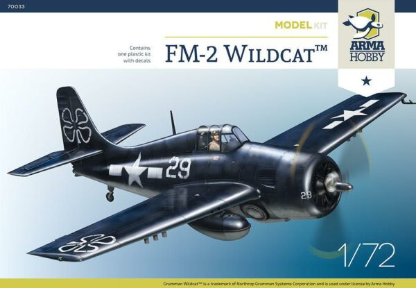 FM-2 Wildcat - Model Kit