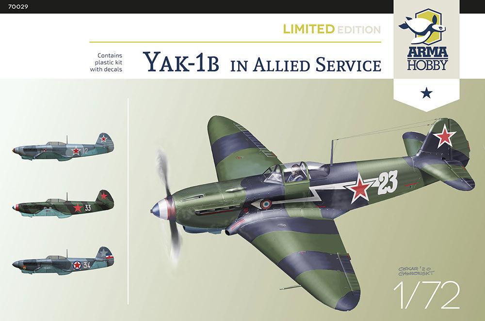 Yak-1b Allied Fighter – Limited Edition