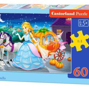 Cinderella - Puzzle - 60 Teile