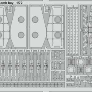 Sunderland Mk.III - Bomb bay [Special Hobby]