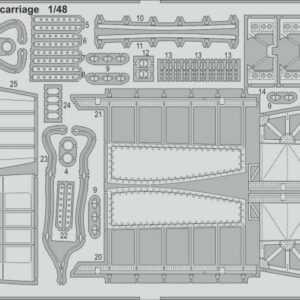 Dornier Do 217J-1/2 - Undercarriage [ICM]