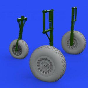 A-26 Invader - Wheels [HobbyBoss]