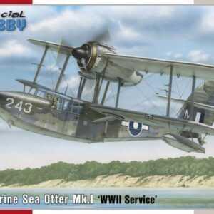 Supermarine Sea Otter Mk.I WWII Service