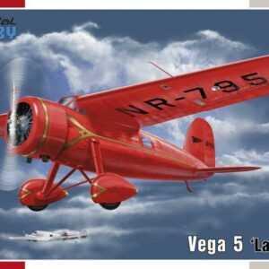 Vega 5 ´Lady Lindy´