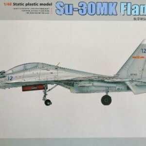 Su-30MK Flanker-C