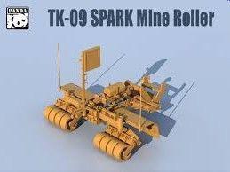 SPARK Mine Roller