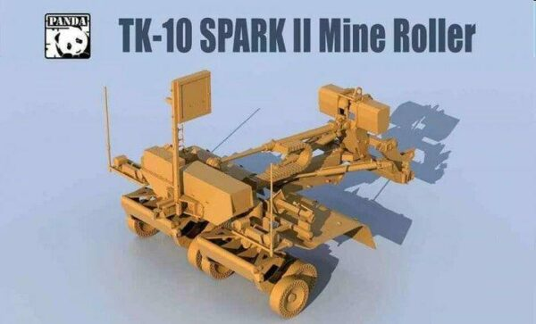 SPARK II Mine Roller