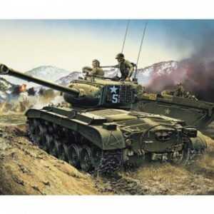 M26A-1 Pershing