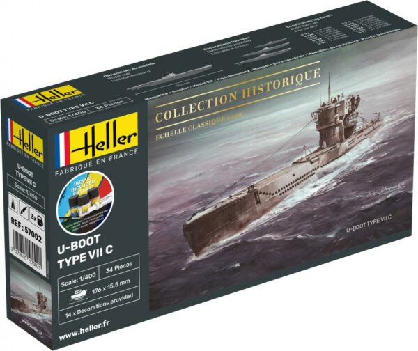 U-Boot Type VII C - Starter Kit