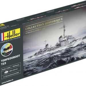 Torpedoboot T23 - Starter Kit