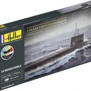 U-Boot S/M Redoutable - Starter Kit
