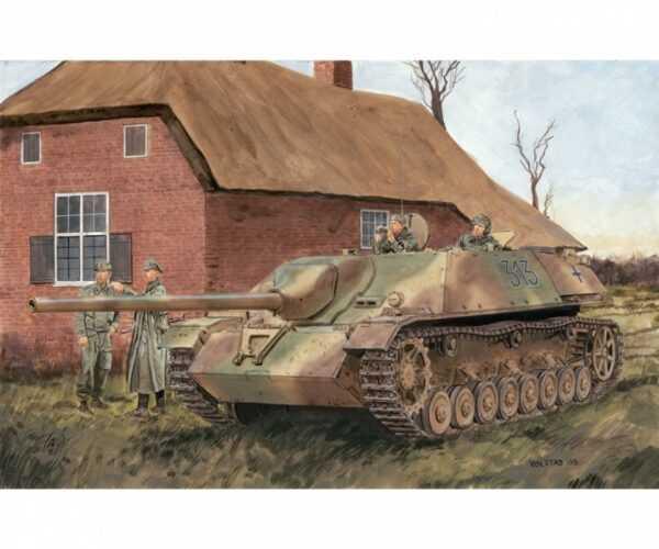 Jagdpanzer IV L/70 Late Production