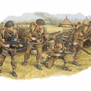 Brit.Commonw.Troops NW EUROPE 1944
