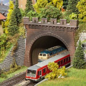 2 Tunnelportale