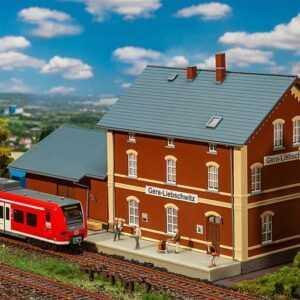 Bahnhof Gera Liebschwitz
