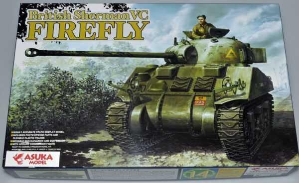 Brit. SHERMAN 5C Firefly