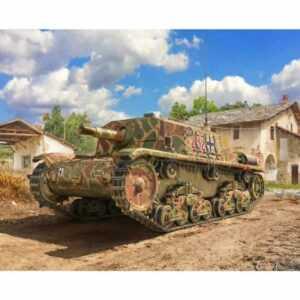 Semovente M42 da 75/18 mm