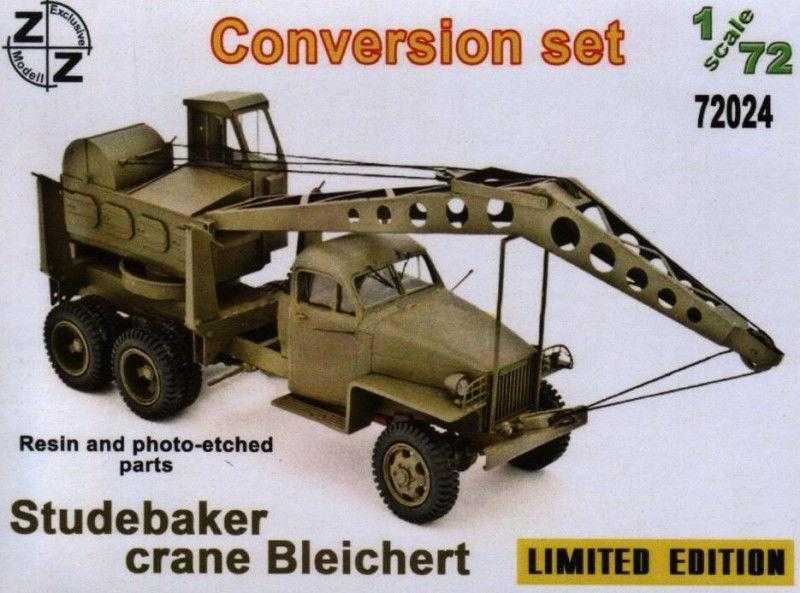 Studebaker Crane Bleichert (Conversion Set)